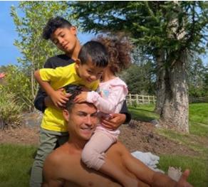 Ronaldo is in quarantine before preparing for his debut