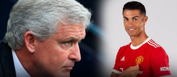 Mark Hughes Confident Ronaldo Will Join Manchester United