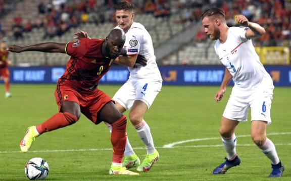 Belgium 's beautiful form defeated the Czech 3-0
